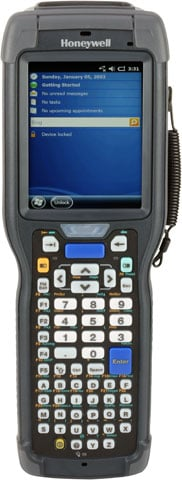 Honeywell CK75 Portable Data Terminal: CK75AA6EN00W1400