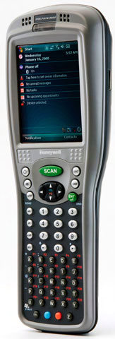 Honeywell Dolphin 9900 Mobile Computer