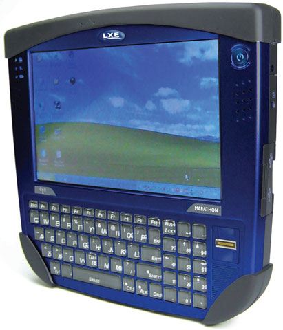 Honeywell Marathon Mobile Computer