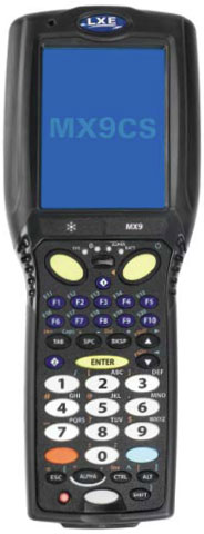 Honeywell MX9CS Mobile Computer