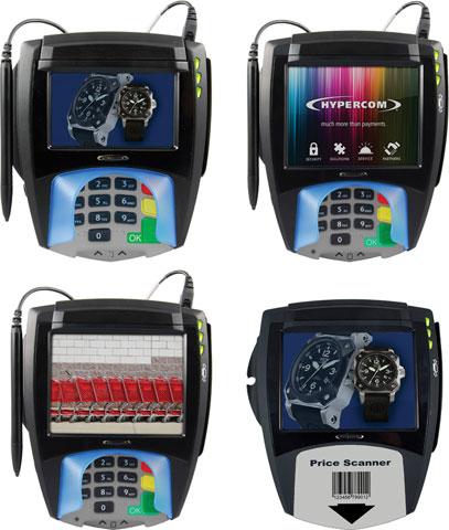 Hypercom L5000 Series Payment Terminal