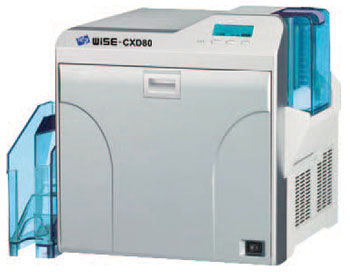 IDP WISE-CXD80 Card Printer