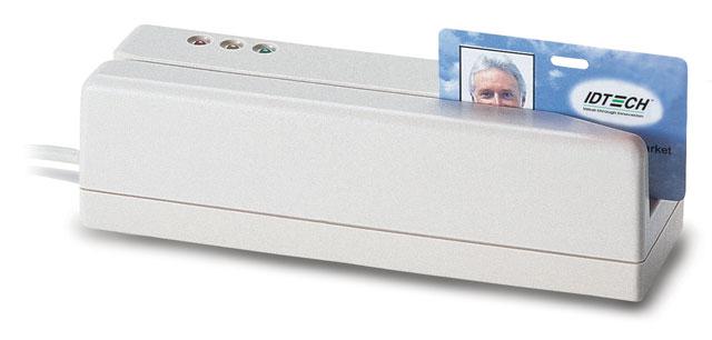 ID Tech 3840 Stripe Reader-Writer Card Reader