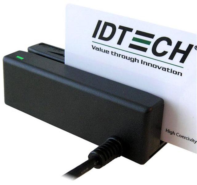 IDTech MiniMag Card Reader: IDMB-334112BM