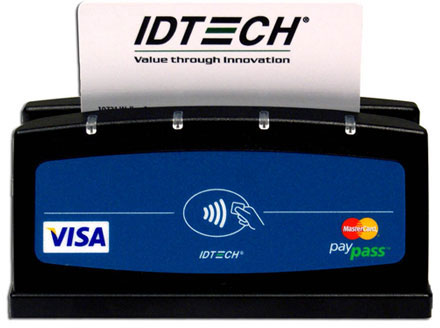 ID Tech OmniXpress Card Reader