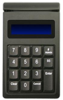 ID Tech SecureKey Keyboard