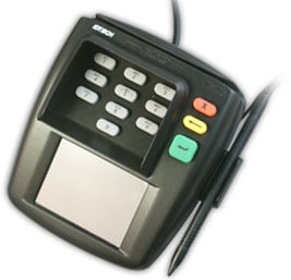 ID Tech Sign & Pay Payment Terminal