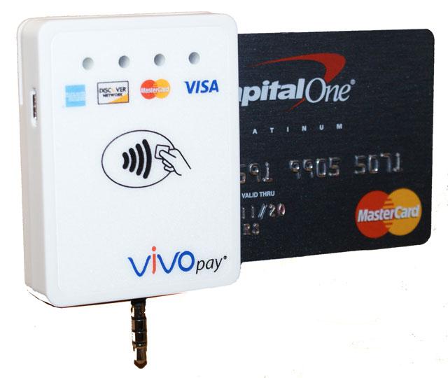 ID Tech IDMR-AB93133 Credit Card Reader