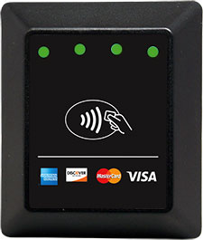 ID Tech ViVOpay Kiosk II Contactless Reader