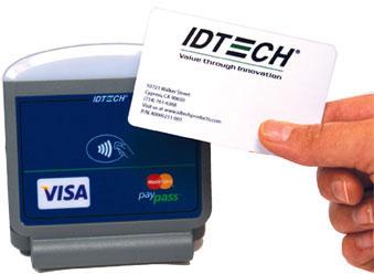 ID Tech Xpress 100 Card Reader