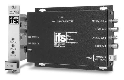 IFS VT1001 Video Transmitter
