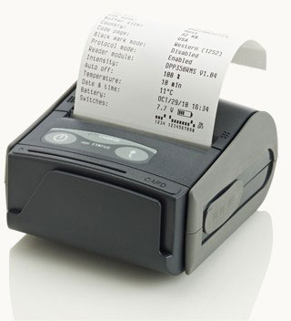 Infinite Peripherals DPP-350 Portable Printer