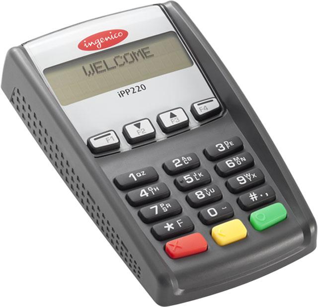 Ingenico iPP220 Payment Terminal