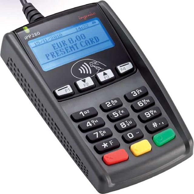 Ingenico iPP250 Payment Terminal