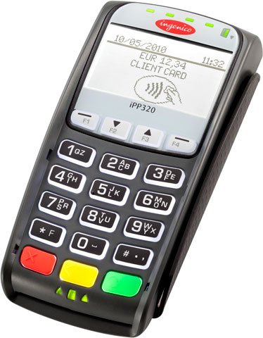 Ingenico iPP320 Payment Terminal - Best Price Available