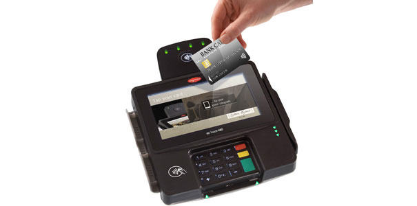 Ingenico iSC480 Payment Terminal