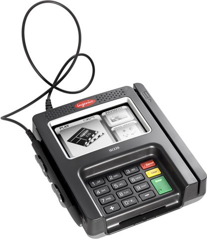 Ingenico iSC220 Payment Terminal
