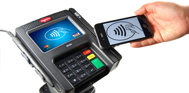 Photo Of Ingenico Isc250 Payment Terminal