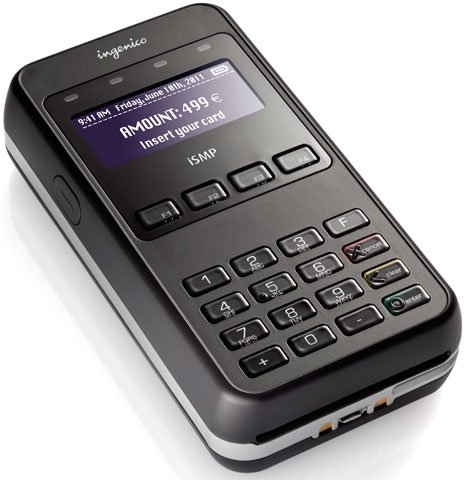 Ingenico Ismp Payment Terminal Research Buy Call For