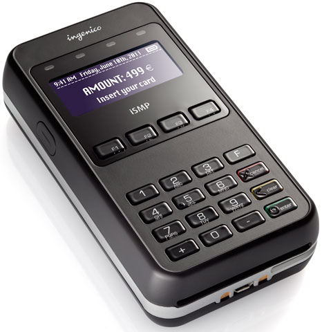 Ingenico Ismp Payment Terminal Best Price Available