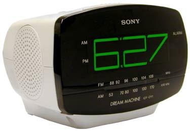 Insite Video Systems 2400-Clock Radio Surveillance Camera