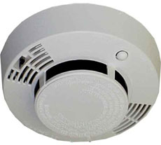 Insite Video Systems 2750-Smoke Detector Surveillance Camera