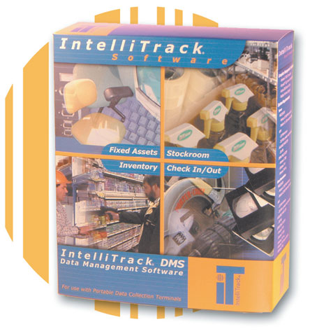 IntelliTrack DMS: Data Management Software Lite Version Inventory Software