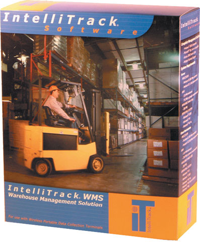 IntelliTrack Warehouse Management Software 8.1 Inventory Software