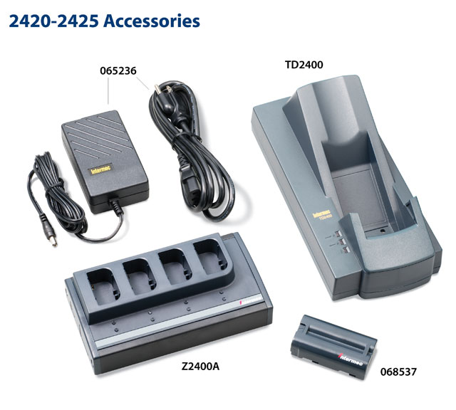 Intermec Trakker Antares T2425 Accessories