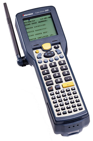 Intermec 2425 RF Mobile Computer