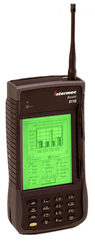 Intermec Norand 6110 Mobile Computer
