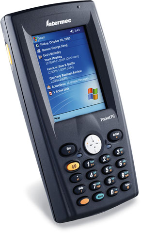 Intermec 730 Mobile Computer