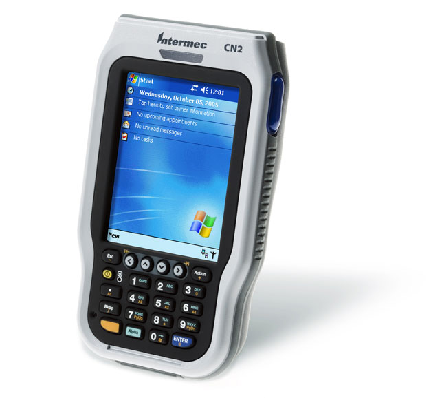 intermec cn2b mobile computer   research buy call for