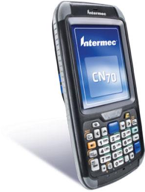 Intermec CN70 Non-Incendive Mobile Computer