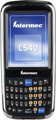 Intermec CS40 Mobile Computer