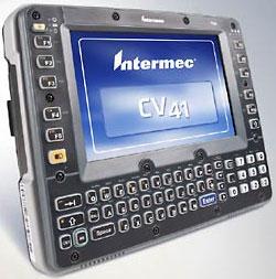 Intermec CV41 Terminal