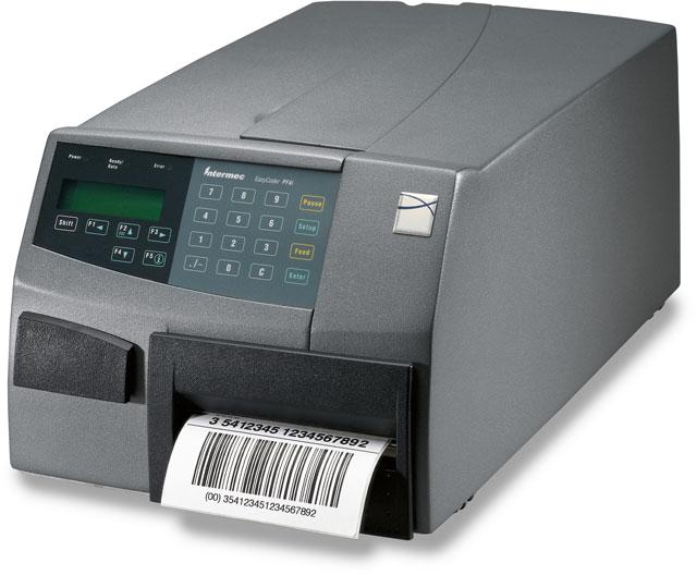 Intermec EasyCoder PF4ci Fingerprint Driver for PC