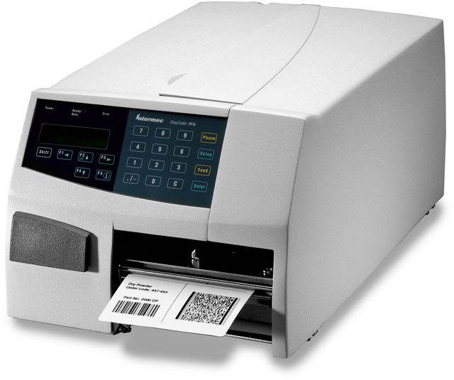 Intermec EasyCoder PF4i Printer