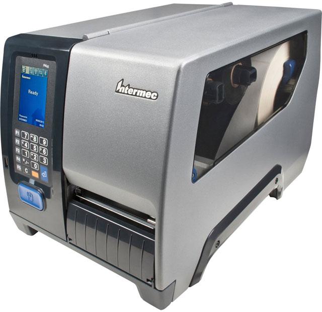 Intermec PM43 Barcode Label Printer: PM43A01000000201
