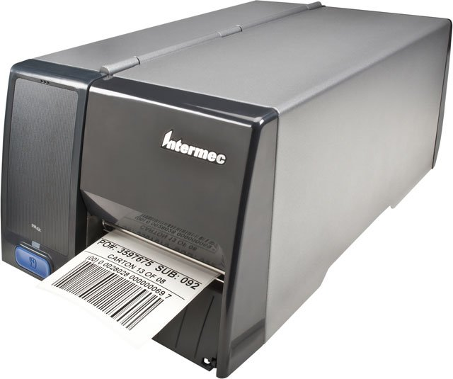 Intermec PM43c Barcode Printer