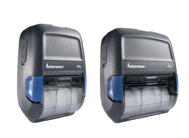 Intermec PR Series Portable Printer