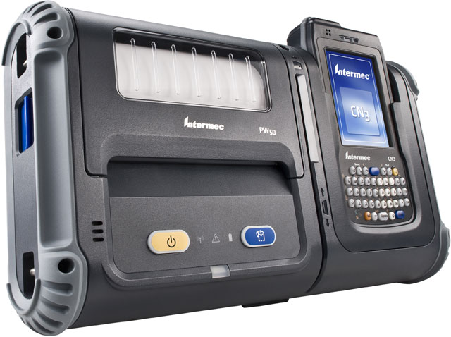 Intermec PW50 Portable Printer