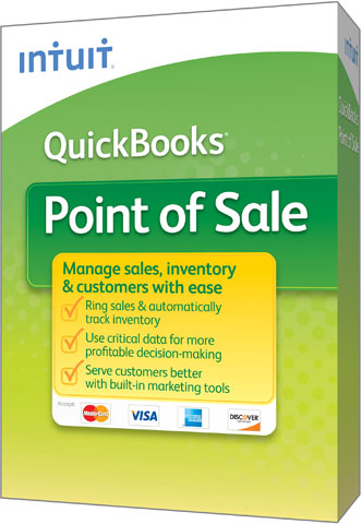 Intuit QuickBooks Point of Sale Multi-Store POS Software ...