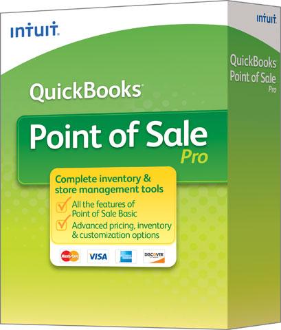 Intuit Quickbooks Point Of Sale Pro Pos Software Same