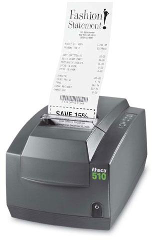 Ithaca 510 Printer