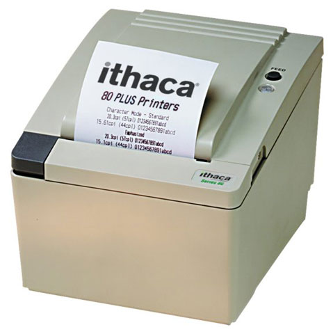 Ithaca 80PLUS Printer