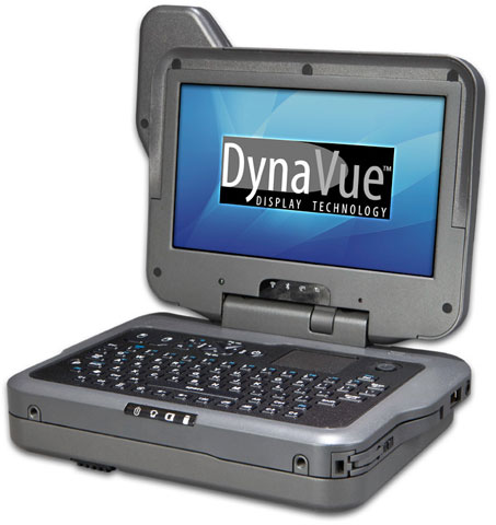Itronix GD2000 Rugged Laptop Computer