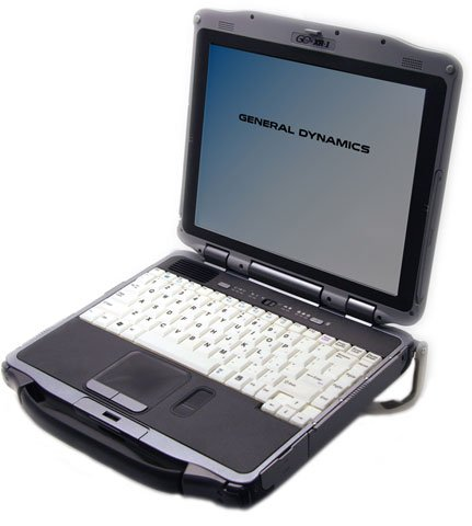 Itronix XR-1 Rugged Laptop Computer
