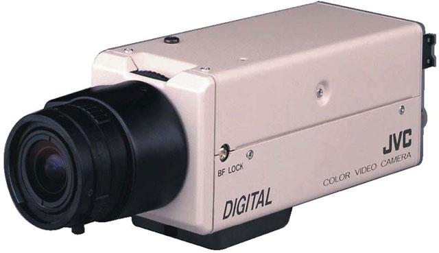 JVC TK-C750U CCTV Surveillance Camera