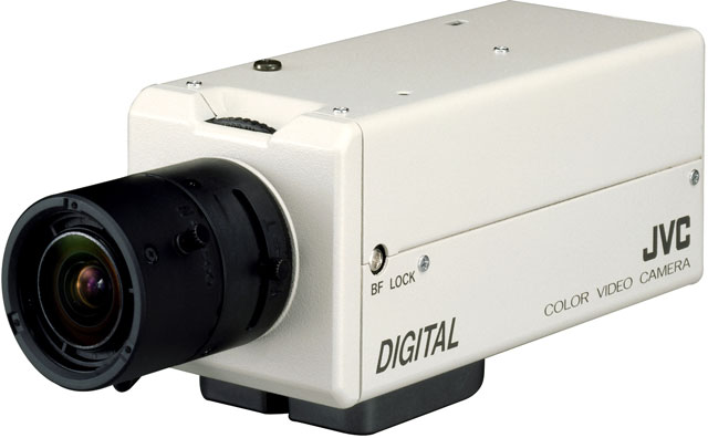 JVC TK-C920U Color CCTV Surveillance Camera
